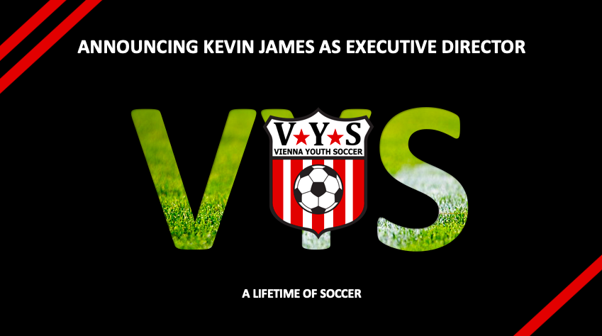 Kevin James Announced as Executive Director