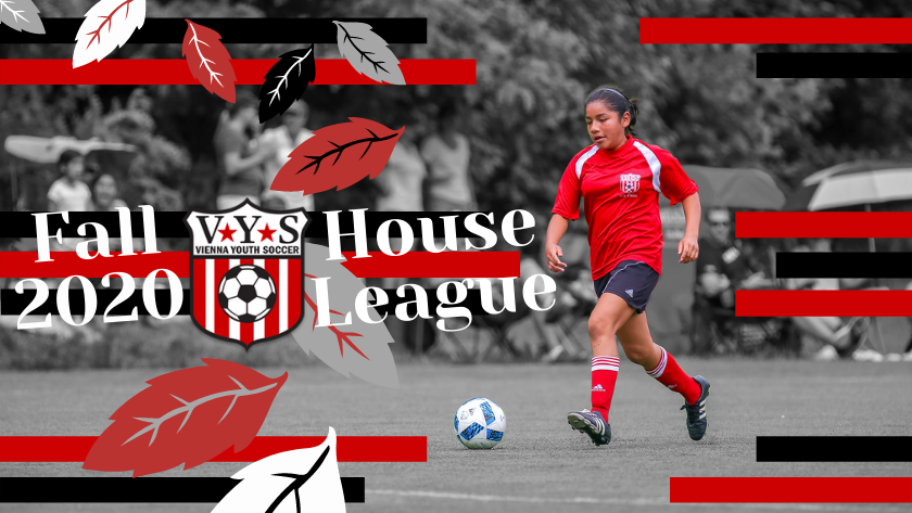 VYS Fall '20 House League Updates