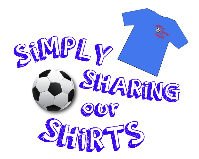 simply sharing our shirts logo