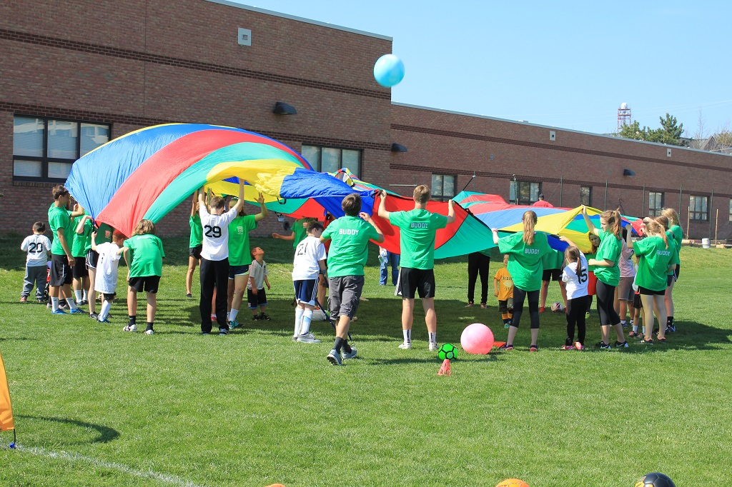 TOPSoccer, Fun Soccer for Children with Disabilities